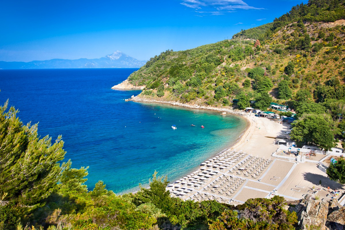 The Most Beautiful Places in Chalkidiki - Focus Greece