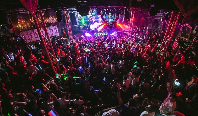 The Best Night Clubs in Athens