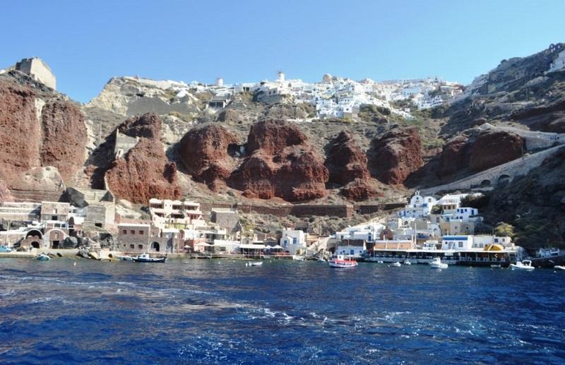 Top Interesting Facts About Santorini's Caldera