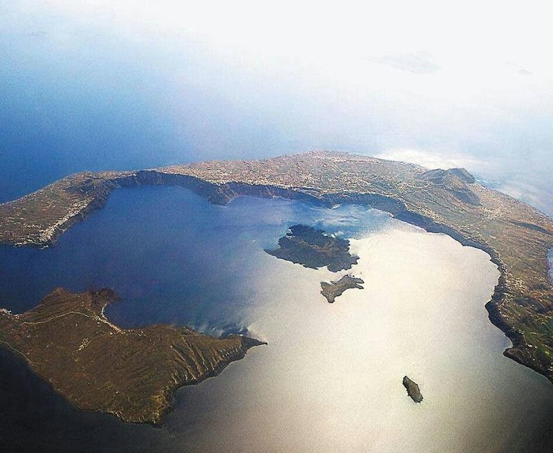 Top Interesting Facts About Santorini S Caldera