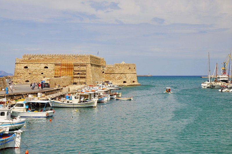 Heraklion, Crete
